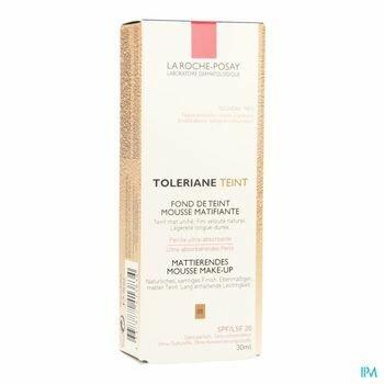 la-roche-posay-toleriane-fond-de-teint-mousse-matifiante-05-30-ml