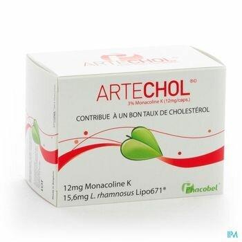artechol-60-gelules