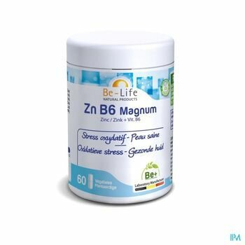 zn-b6-magnum-minerals-be-life-60-gelules