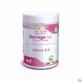 borrago-500-be-life-bio-60-gelules