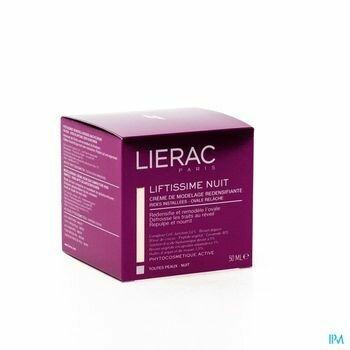 lierac-liftissime-creme-de-modelage-redensifiante-nuit-pot-50-ml