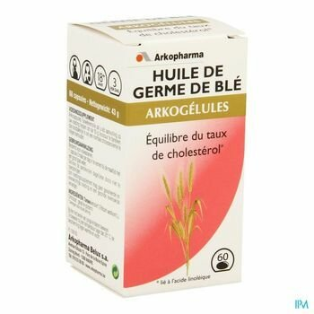 arkogelules-huile-de-germes-de-ble-60-gelules