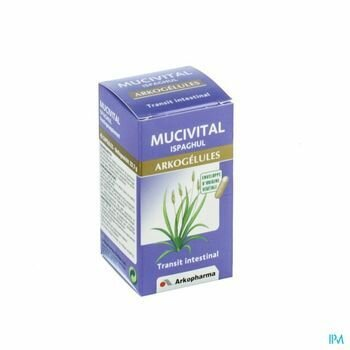 arkogelules-mucivital-ispaghul-45-gelules