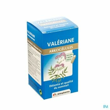arkogelules-valeriane-150-gelules