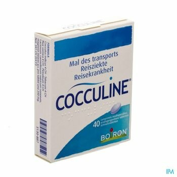 cocculine-40-comprimes-orodispersibles-boiron