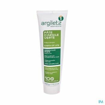 argiletz-masque-argile-verte-pate-prete-a-emploi-tube-400-g
