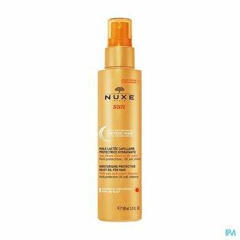 nuxe-sun-huile-lactee-capillaire-protectrice-hydratante-spray-100-ml
