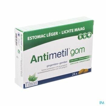antimetil-24-gommes
