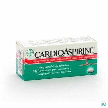 cardioaspirine-56-comprimes-gastro-resistants-x-100-mg
