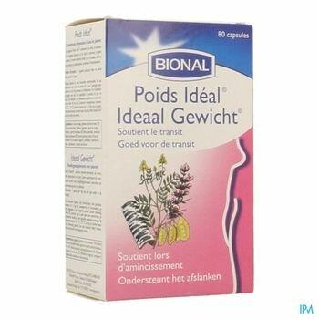 bional-poids-ideal-80-gelules