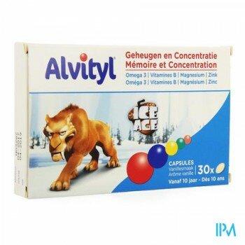 alvityl-memoire-et-concentration-30-capsules