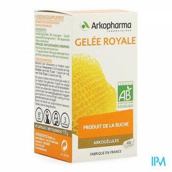 arkogelules-gelee-royale-bio-45-capsules