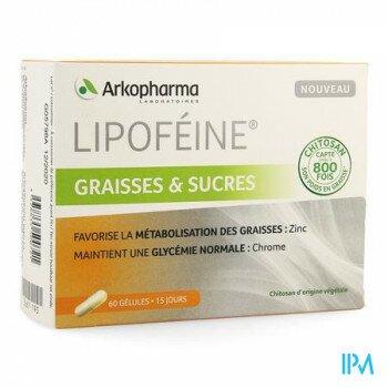 lipofeine-graisses-et-sucres-60-gelules